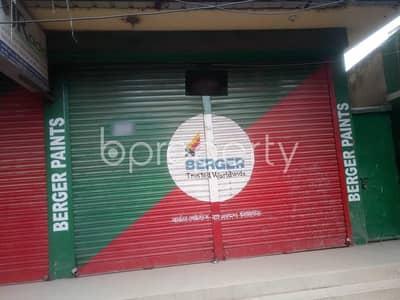 ভাড়ার জন্য এর দোকান - বাড্ডা, ঢাকা - Use This 150 Sq Ft Rental Property as Your shop, Located at Badda