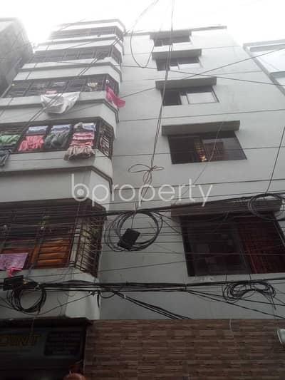 Well Developed 2 Bedroom Flat Is Up For Rent In Shahjadpur