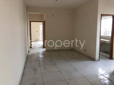 3 Bedroom Flat for Sale in Dakshin Khan, Dhaka - Lucrative Flat Is Up For Sale in Dakshin Khan Near Wisdom School & College