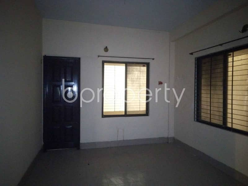 Get Comfortable In A 900 Sq Ft Nice Flat For Rent In Nasirabad