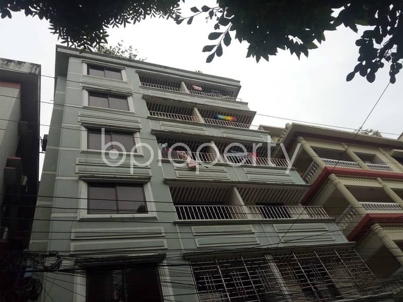 2 Bedroom, 2 Bathroom Apartment With A View Is Up For Rent In Sugandha Residential Area