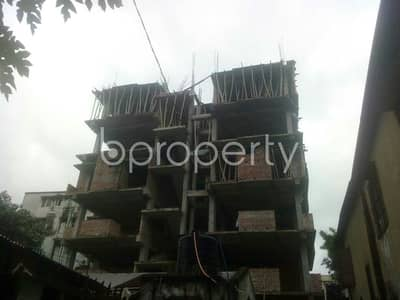 4 Bedroom Flat for Sale in Badda, Dhaka - Well-featured 1450 Sq Ft Residence Is Ready For Sale At East Merul Badda