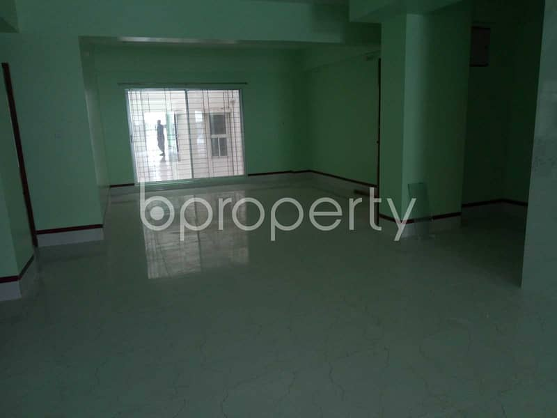 Available In Mirpur DOHS , A 2200 Sq. Ft Spacious Apartment Is For Sale.