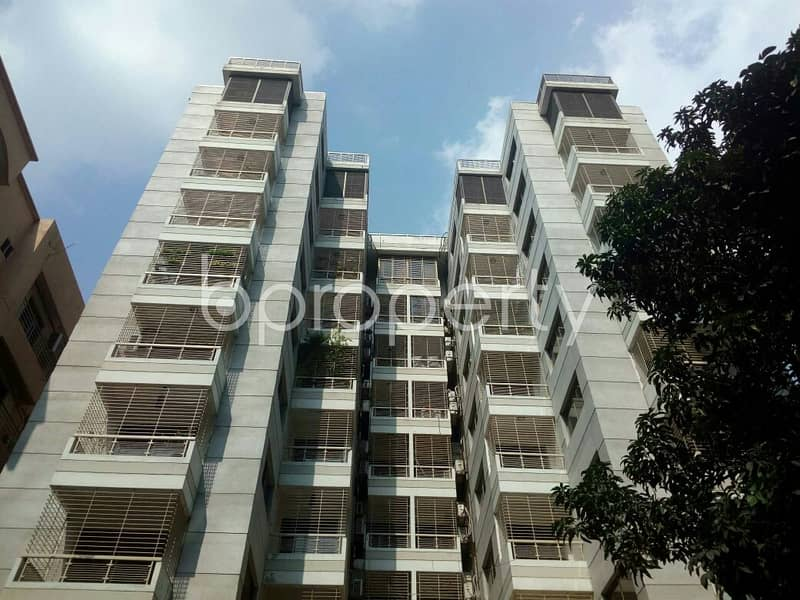 An Apartment Is Ready For Rent At Banani , Near Banani Holy Spirit Catholic Church