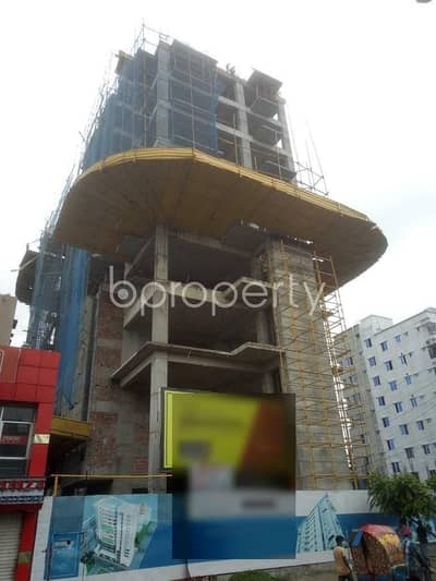 Office for Sale in Badda, Dhaka - Check This Readily Available 1561 Sq Ft Lucrative Business Space Up For Sale In Natun Bazar