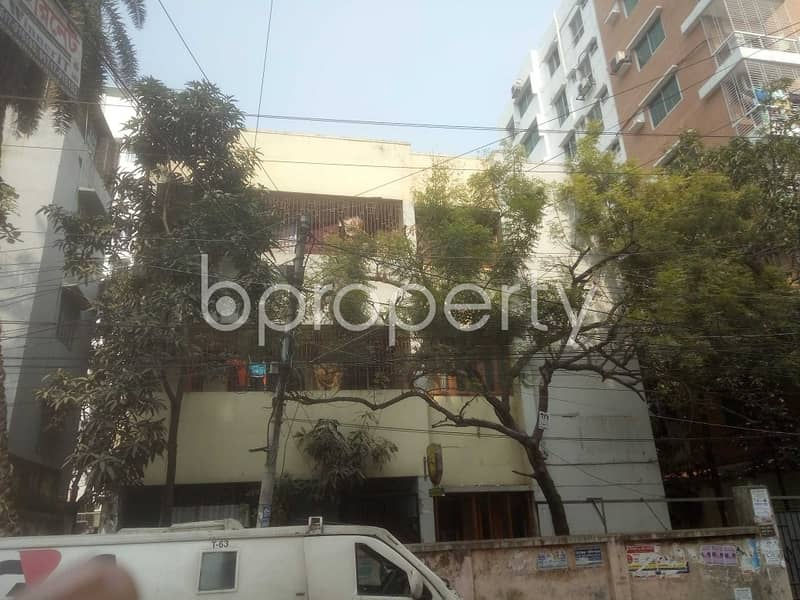 A Plot With Full Building Is Ready For Sale At Mirpur, Near Mirpur Bangla Higher Secondary School