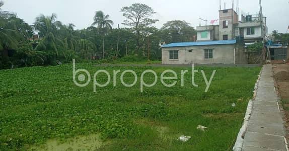 Plot for Sale in Halishahar, Chattogram - This 1958 Square Feet Plot Is For Sale At Munir Nagar