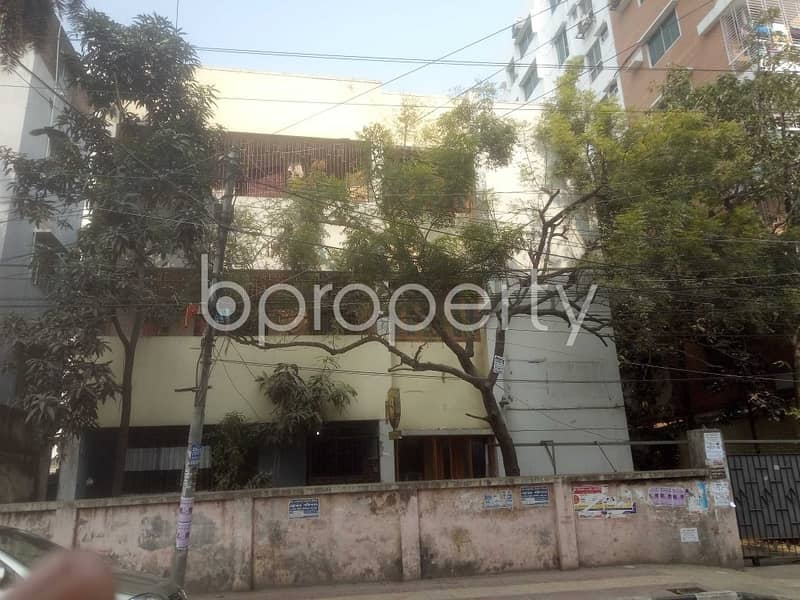 A Commercial Space Is Available For Rent In Mirpur Nearby Mirpur Bangla Higher Secondary School.