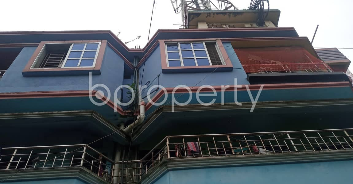 A well-constructed 700 SQ FT apartment is ready to Rent in East Kathgar