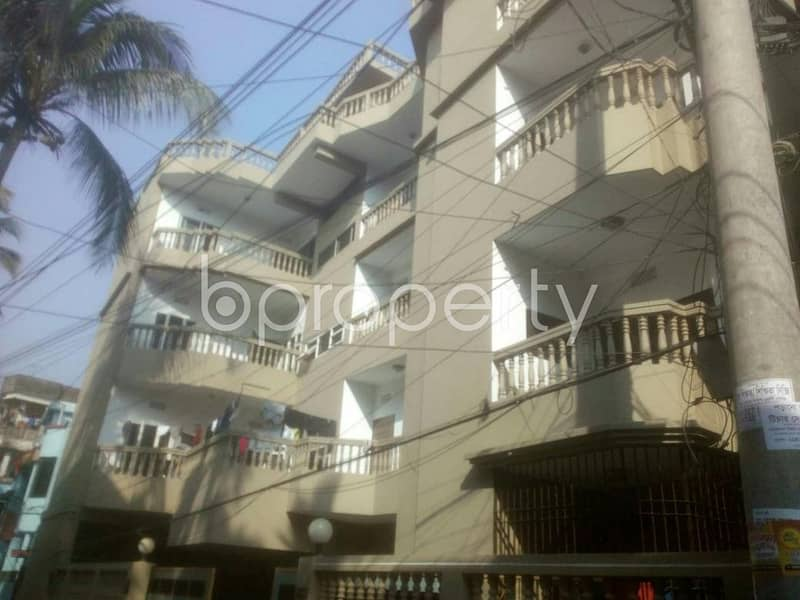 Residential Apartment Is On Rent In Subid Bazar Nearby Blue Bird School & College
