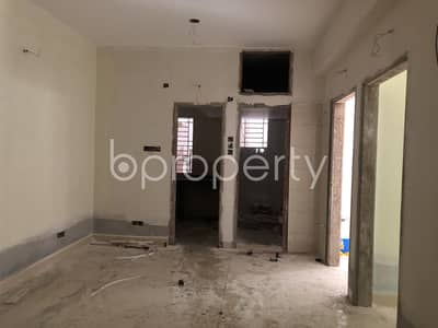 2 Bedroom Apartment for Sale in Banasree, Dhaka - This Brand New Flat In Banasree Close To Al-Razi Islamia Hospital (Pvt) Limited With A Convenient Price Is Up For Sale