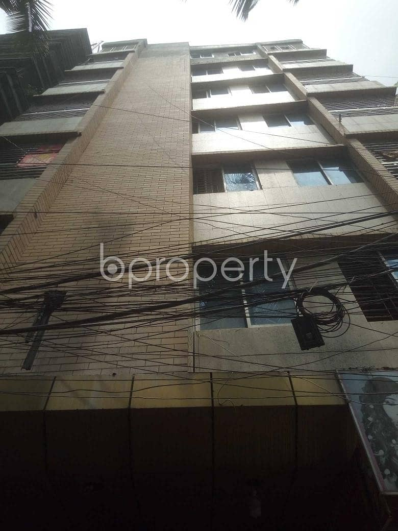A 750 Sq Feet Residential Apartment Is Up For Rent At Shahjadpur Near By Bhola Jame Masjid
