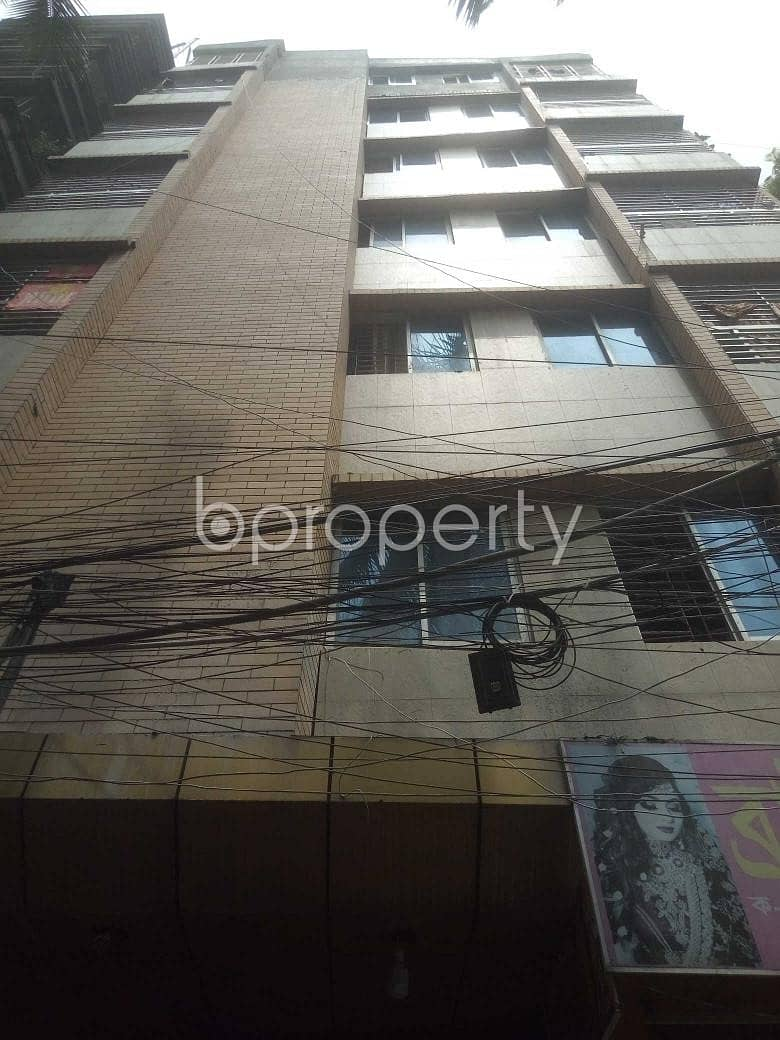For Rental Purpose This Nice 2 Bedroom Flat Is Now Available In Shahjadpur Near By Bhola Jame Masjid .