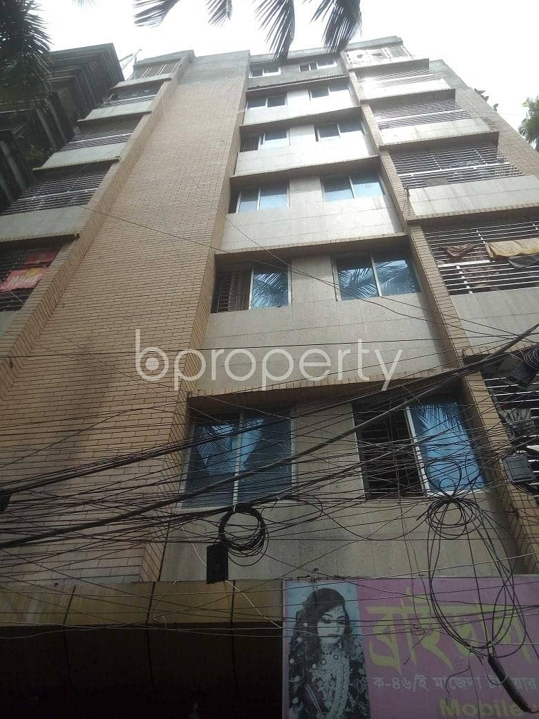 In Shahjadpur Close To Bhola Jame Masjid A Standard Flat Is For Rent
