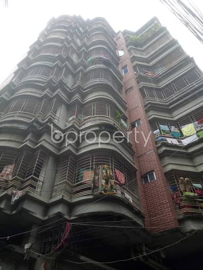 Comfortable, Convenient And Well-constructed 750 Sq. Ft Flat Is Ready For Rent At Shahjadpur