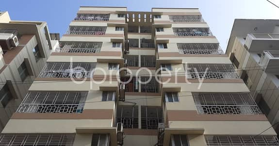 3 Bedroom Flat for Sale in Bashundhara R-A, Dhaka - Check This 1400 Sq. Ft Flat In Bashundhara R-A Near To AIUB For Sale Which Is Ready To Move In