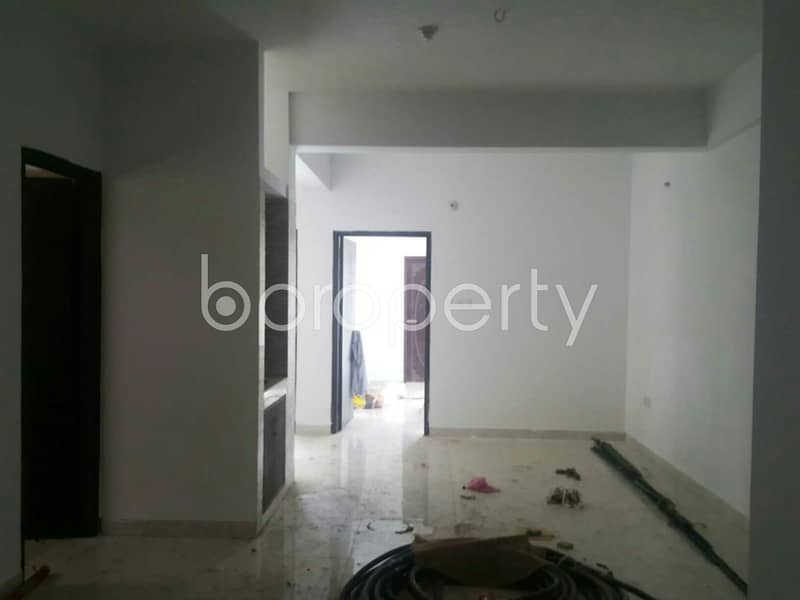 1750 Sq Ft An Amazing Flat Is For Sale At Hill View R/A.