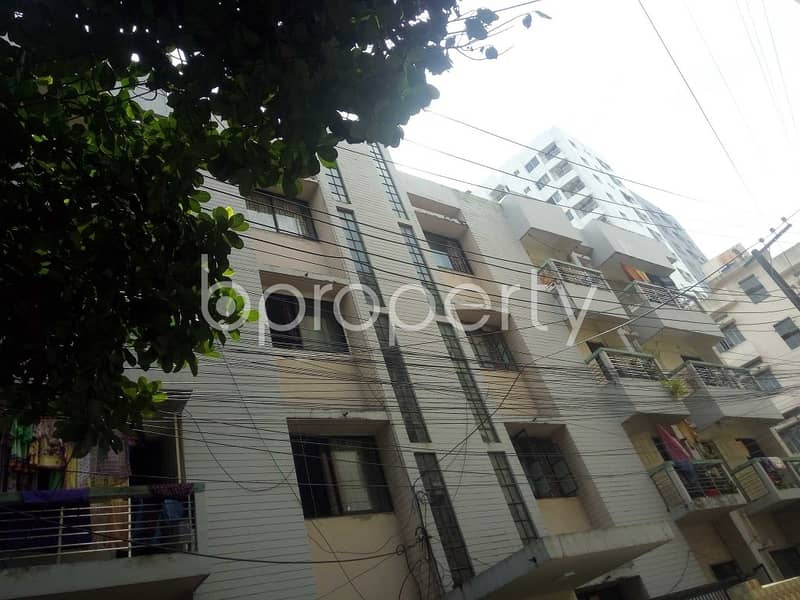 A Nice And Comfortable 1400 Sq Ft Flat Is Up For Rent In Amirbag Residential Area