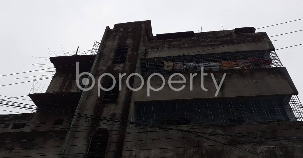 Create Your New Home In A Nice Flat For Rent In Zakir Hussain Road, Near Lalmatia Mohila College