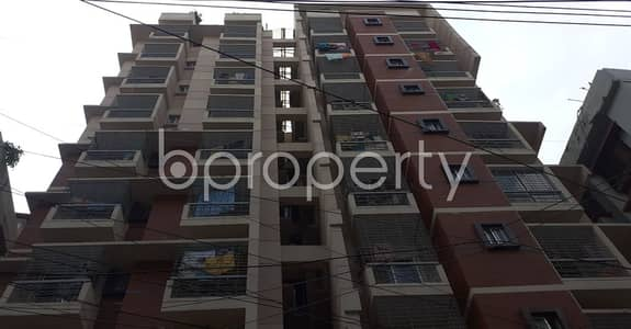 3 Bedroom Apartment for Rent in Kalabagan, Dhaka - A Large Apartment Of 1700 Sq. ft Is Up To Rent In Kalabagan Nearby Lake Circus Girls' High School.