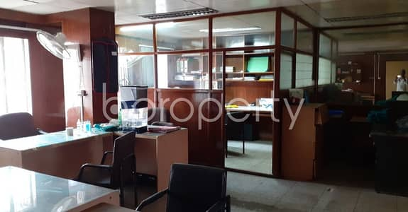 Office for Rent in Hatirpool, Dhaka - An Office Space Of 800 Sq Ft Is For Rent In Hatirpool Near To Padma General Hospital Ltd.