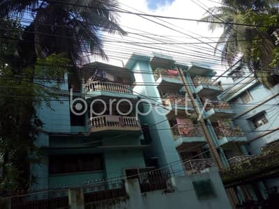 Comfy Flat Covering An Area Of 1500 Sq Ft Is Up For Rent In Mehidibag, Bagmoniram