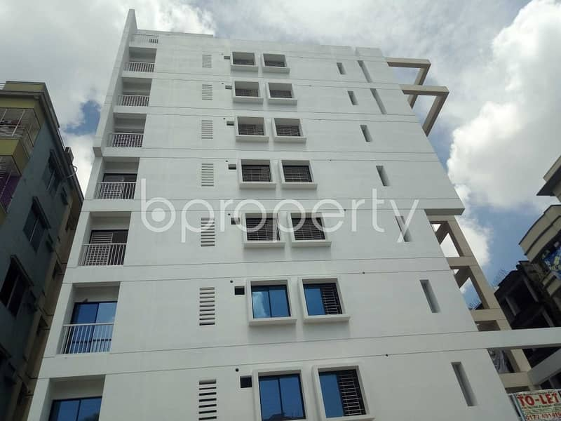 A 1250 Sq. Ft. Lucrative Business Space Up For Rent In Uttara 10.