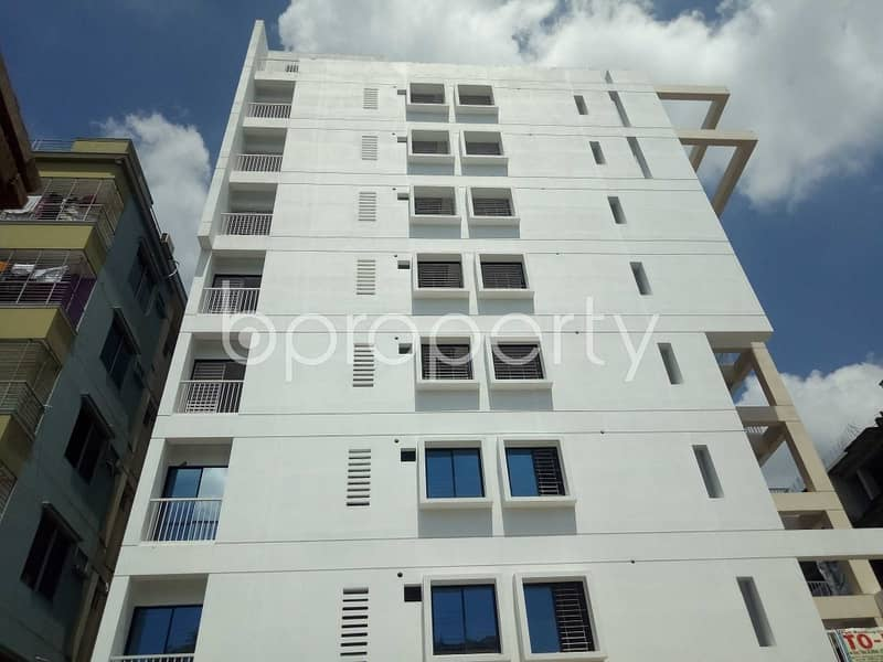 1250 Sq. Ft. Remarkable Commercial Space Available For Rent In Uttara 10.