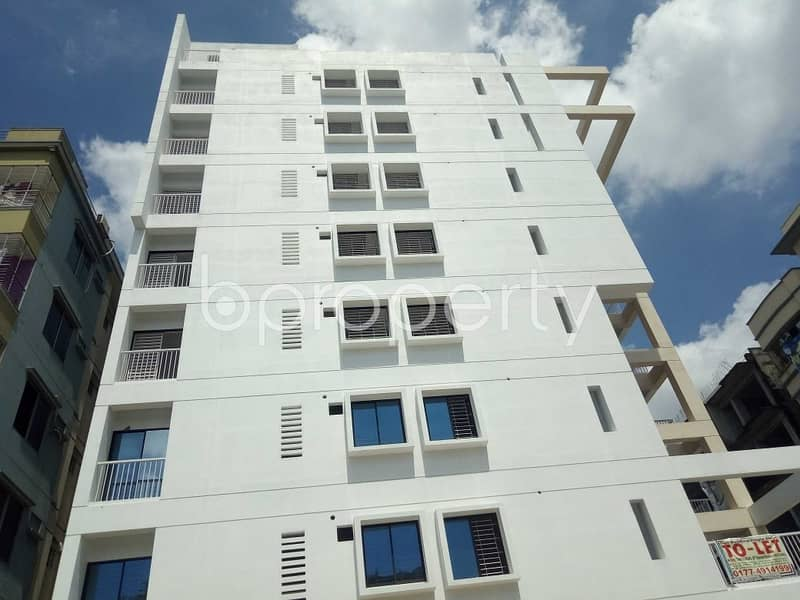 A Commercial Space Is Vacant To Rent In Uttara 10.