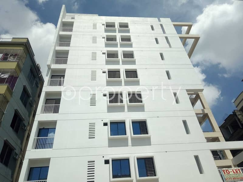 Check This 1250 Sq. Ft. Commercial Space Located In Uttara 10 Vacant For Rent
