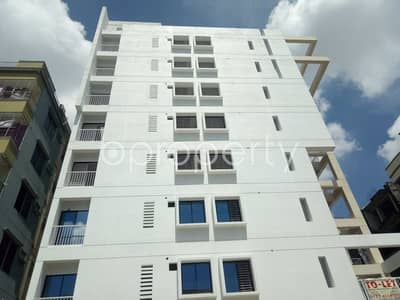 A Commercial Apartment Is For Rent In Uttara 10.