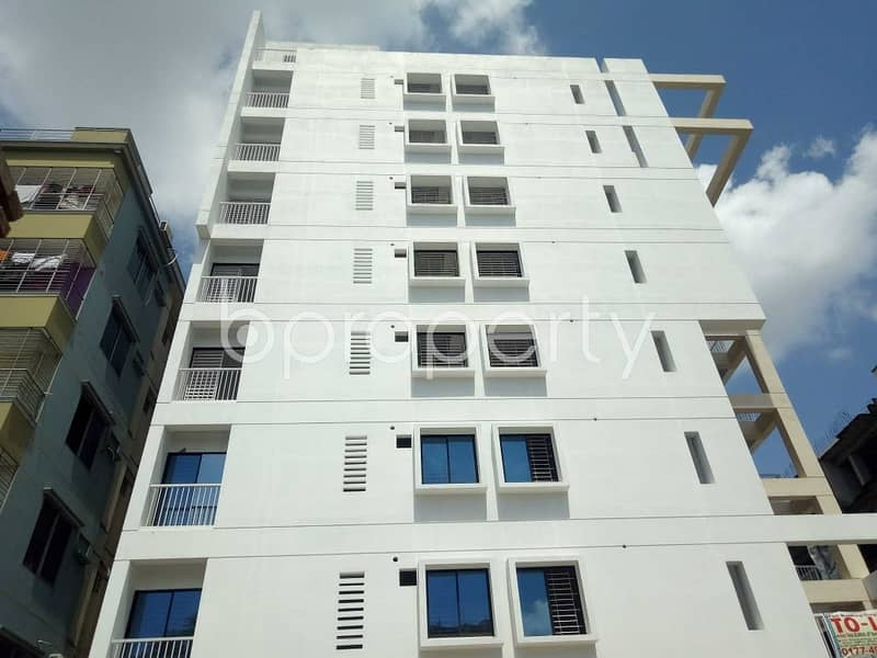 A Business Space Is Up For Rent In The Location Of Uttara 10.