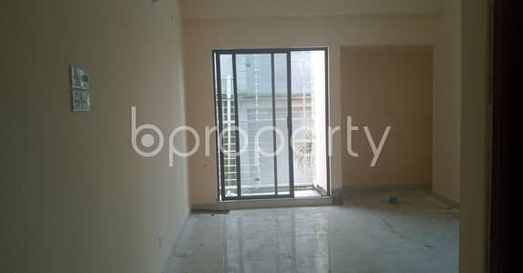 3 Bedroom Apartment for Rent in Halishahar, Chattogram - This 1100 Sq. Ft. Flat Is Up For Rent Near First Security Islami Bank Limited In Bandartila