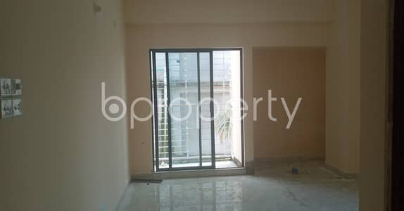 3 Bedroom Flat for Rent in Halishahar, Chattogram - This 1080 Sq. ft Decent Apartment Ready To Rent At Bandartila Near First Security Islami Bank Limited