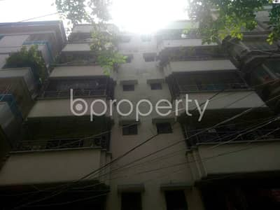 1 Bedroom Apartment for Rent in Badda, Dhaka - In South Baridhara Residential Area An Apartment For Rent Is Available .