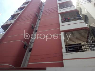 2 Bedroom Flat for Sale in Mirpur, Dhaka - Check This 750 Sq. Ft Apartment Which Is Up For Sale At Chayaneer Residential Area.