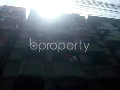 2 Bedroom Apartment for Rent in Badda, Dhaka - A 720 Sq. Ft Adequate Flat For Rent In South Baridhara Residential Area