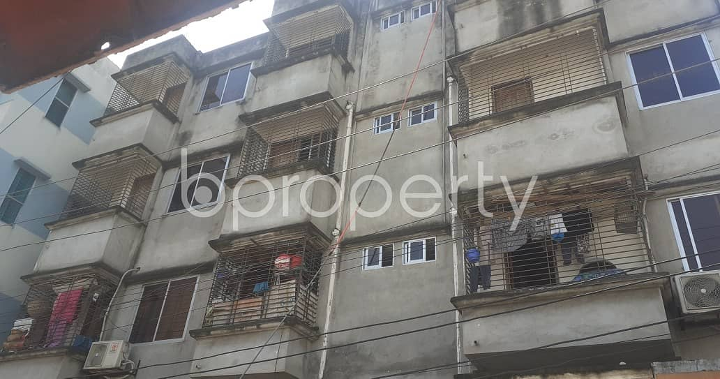 Close To Mohammadpur Thana, Office Is Up For Rent In Mohammadpur