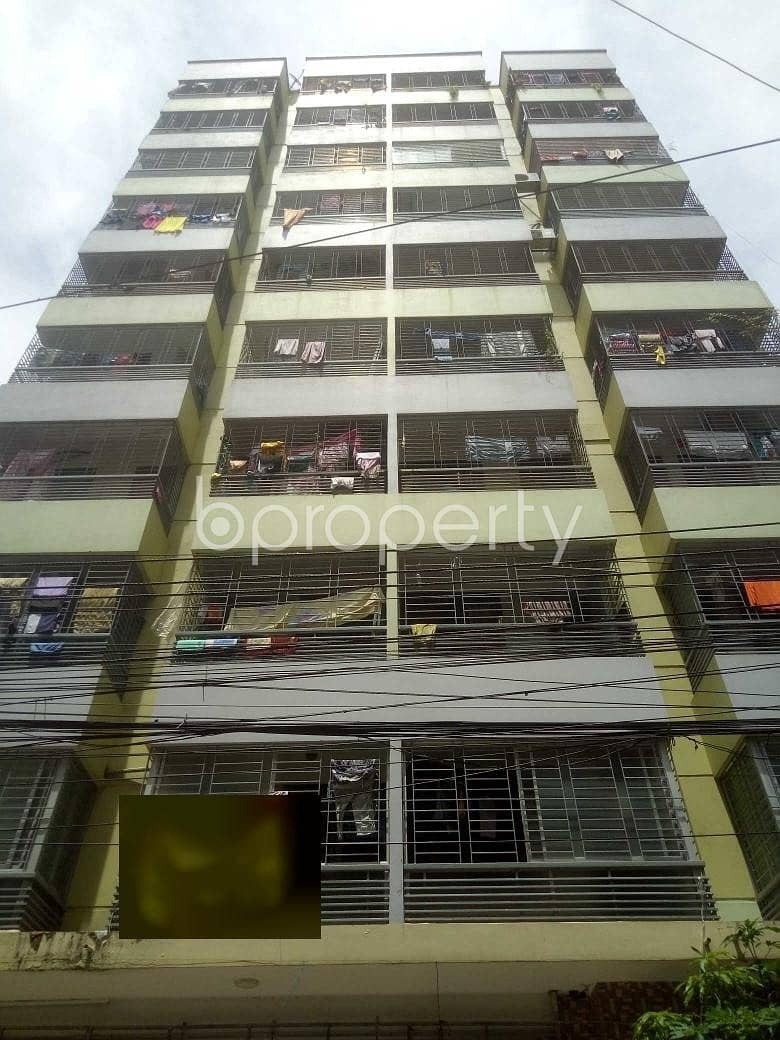 Comfortable, Convenient And Well-constructed 850 Sq. Ft Flat Is Ready For Rent At Pragati Sarani