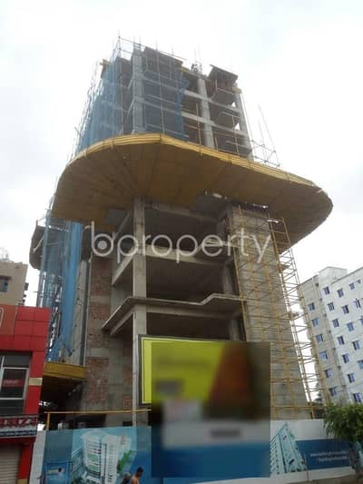 Office for Sale in Badda, Dhaka - 4860 Sq Ft Commercial Space For Sale In Madani Avenue, Natun Bazar