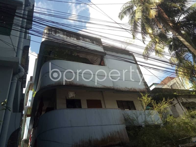 A Nice And Comfortable 800 Sq Ft Flat Is Up For Rent In Mehidibag