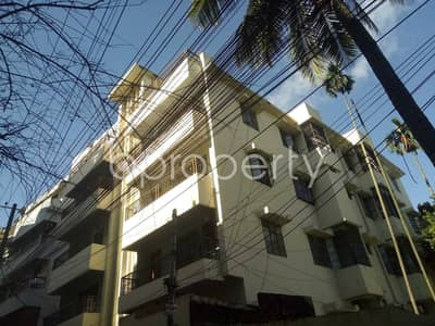 A Nice And Comfortable 1400 Sq Ft -3 Bedroom Flat Is Up For Rent In Amirbag Residential Area