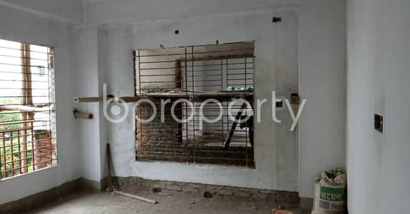 3 Bedroom Flat for Sale in Muradpur, Chattogram - A well-constructed 1806 SQ FT flat is for sale in Muradpur