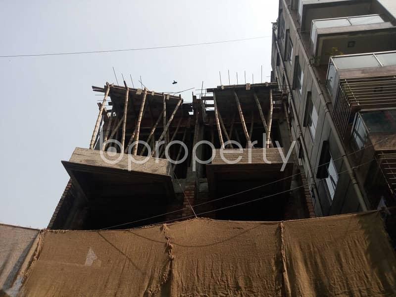Visit This Apartment For Sale In Kalachandpur Near Govt. Kalachandpur School & College.