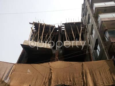 An Apartment Up For Sale Is Located At Kalachandpur, Near To Govt. Kalachandpur School & College