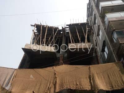 3 Bedroom Flat for Sale in Kalachandpur, Dhaka - An Apartment Is Ready For Sale At Kalachandpur, Near Govt. Kalachandpur School & College