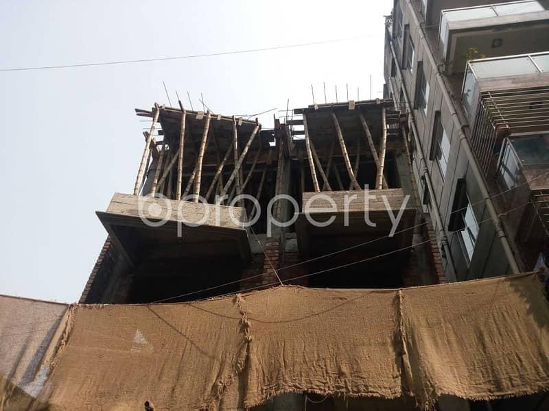 An Apartment Is Ready For Sale At Kalachandpur, Near Govt. Kalachandpur School & College