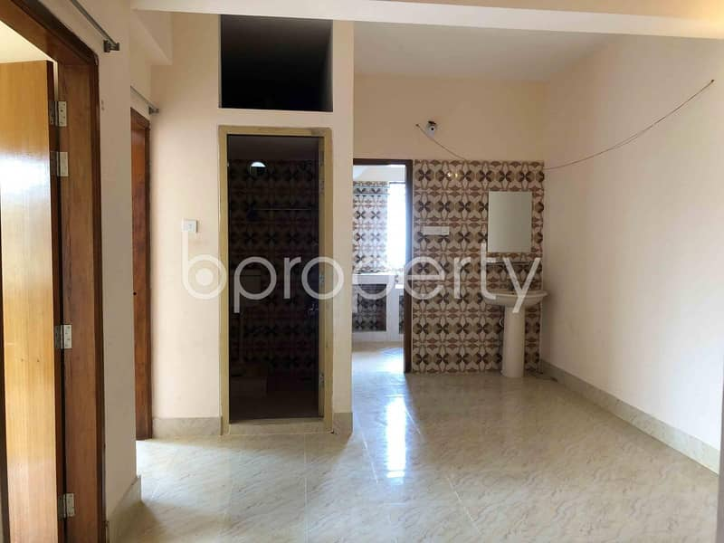 Nice 800 Sq Ft Flat Is Available For Sale In Dakshin Khan