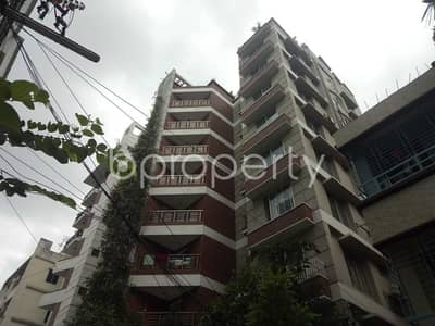 Check This Apartment Up For Rent At Bashundhara R-A Near Viquarunnisa Noon School and College.