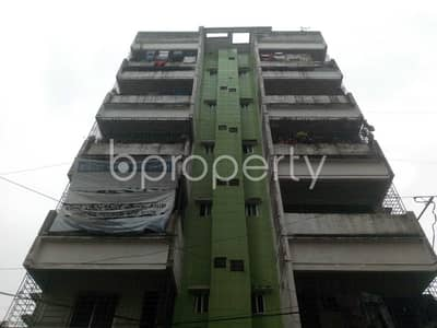 2 Bedroom Apartment for Rent in Aftab Nagar, Dhaka - A well-constructed 1000 SQ FT apartment is ready to Rent in Aftab Nagar, Block A